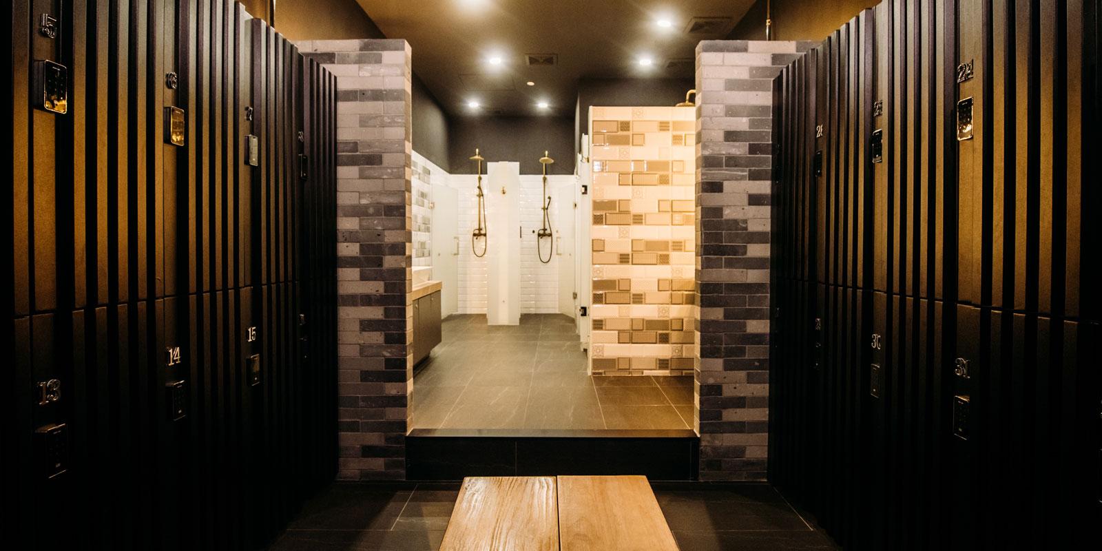 TRIB3 Huaxia changing room